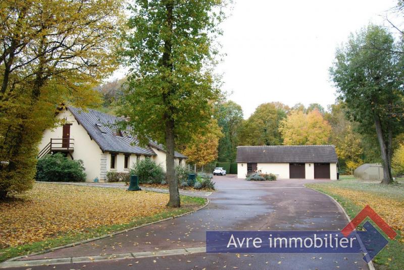 Sale house / villa Verneuil d'avre et d'iton 303000€ - Picture 1