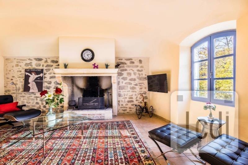 Vente maison / villa Saint-montan 242000€ - Photo 2