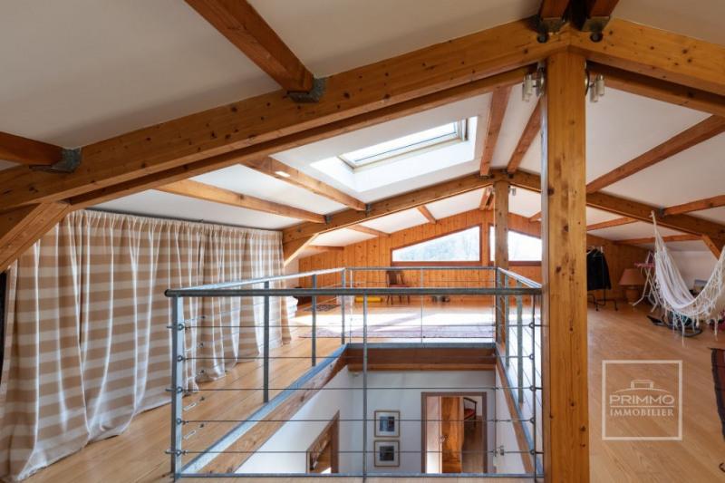 Vente de prestige maison / villa Limonest 1090000€ - Photo 14