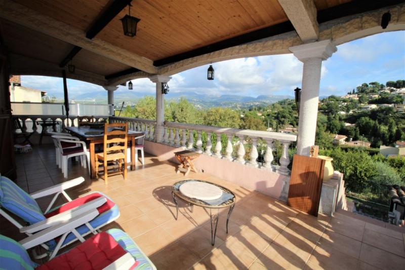 Vente de prestige maison / villa Cagnes sur mer 626000€ - Photo 10