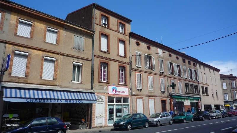 Rental apartment Albi 438€ CC - Picture 1