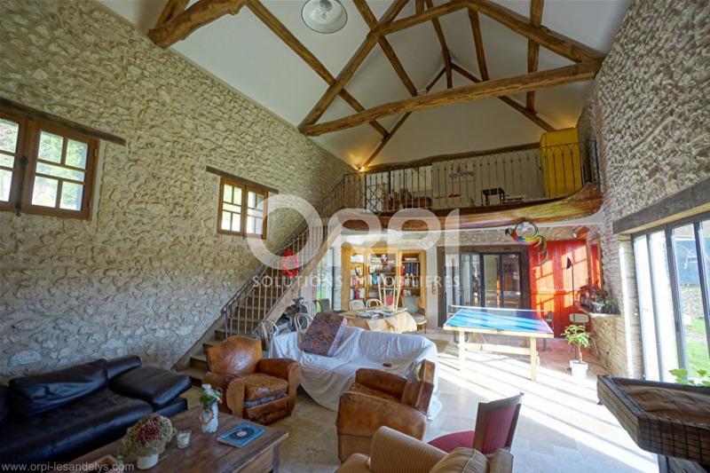 Vente de prestige maison / villa Lyons la foret 567000€ - Photo 1
