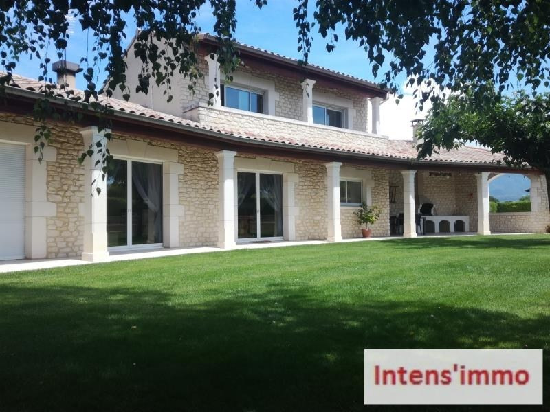 Deluxe sale house / villa Montmeyran 610 000€ - Picture 1