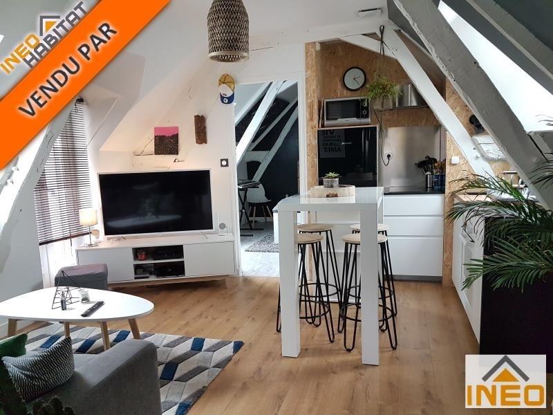 Vente appartement Geveze 106900€ - Photo 1