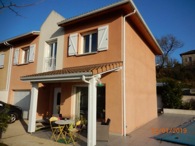 Vente maison / villa Eymeux 239000€ - Photo 1