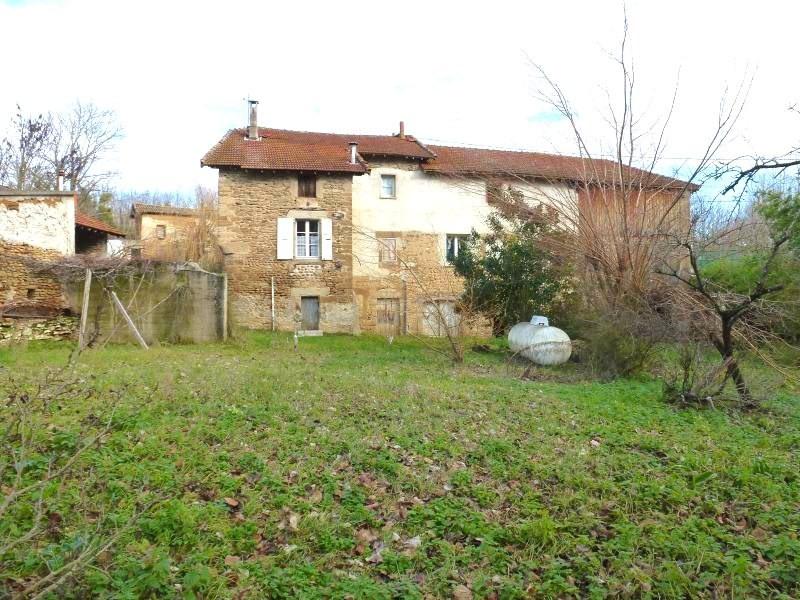 Sale house / villa Chateauneuf de galaure 160000€ - Picture 2