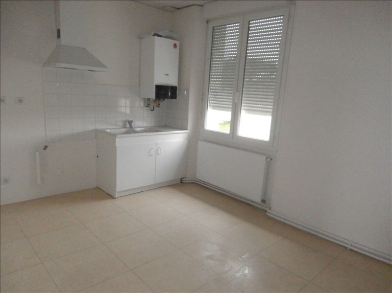 Rental apartment Mazamet 530€ CC - Picture 1