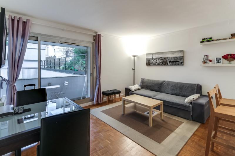 Rental apartment Paris 7ème 1750€ CC - Picture 1