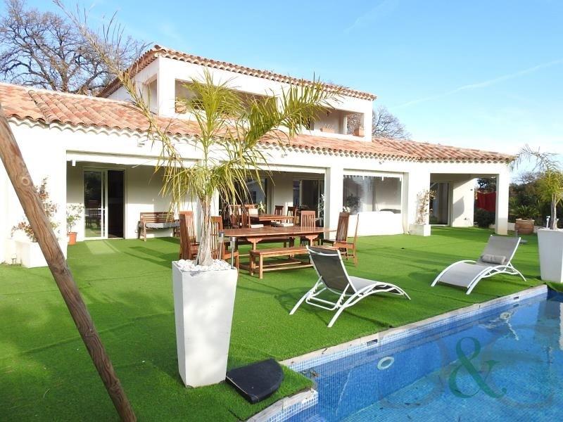 Immobile residenziali di prestigio casa Bormes les mimosas 1260000€ - Fotografia 9