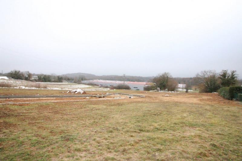 Vente terrain Morestel 75000€ - Photo 3