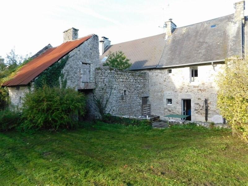 Maison en pierre - 4 chambres et jardin clos