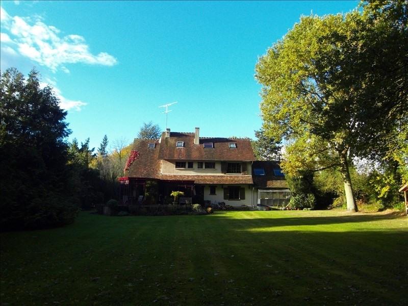 Deluxe sale house / villa Montfort l amaury 848000€ - Picture 2
