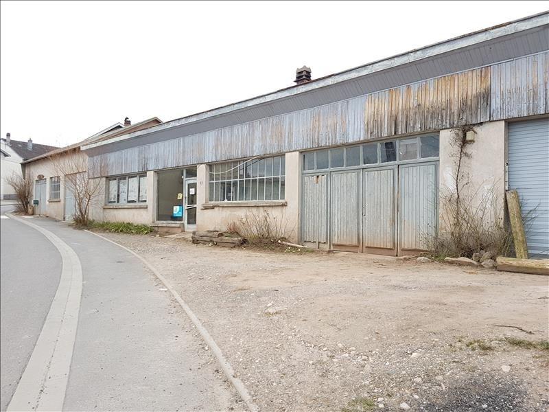 Sale empty room/storage Provencheres sur fave 66000€ - Picture 2