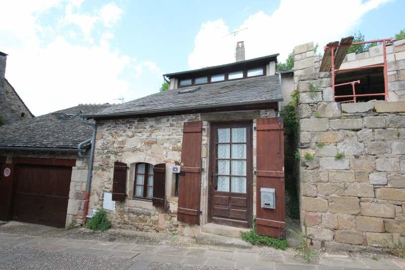 Vente maison / villa Najac 75000€ - Photo 1