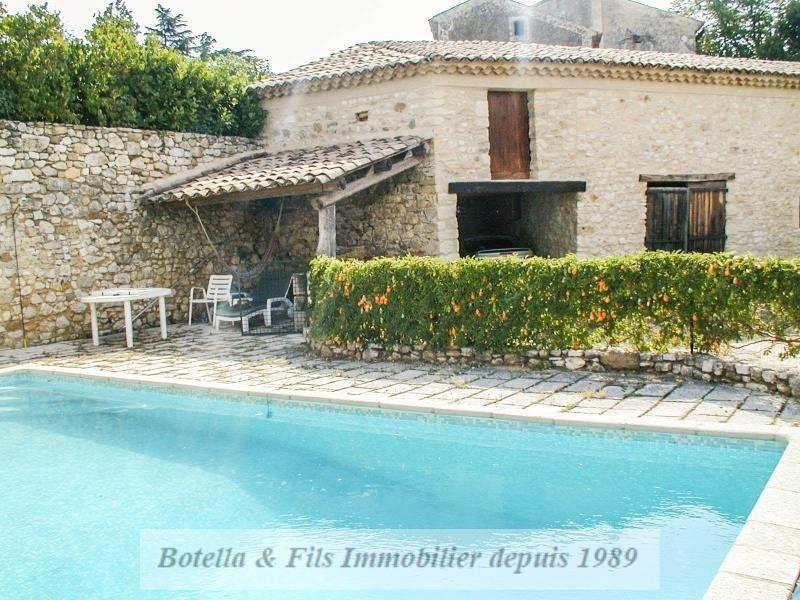 Vente maison / villa Uzes 345000€ - Photo 2