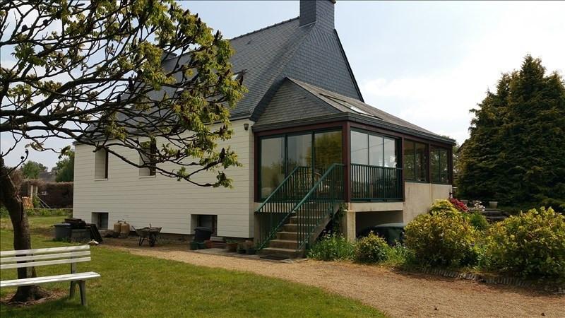 Vente maison / villa Bonnemain 214000€ - Photo 2