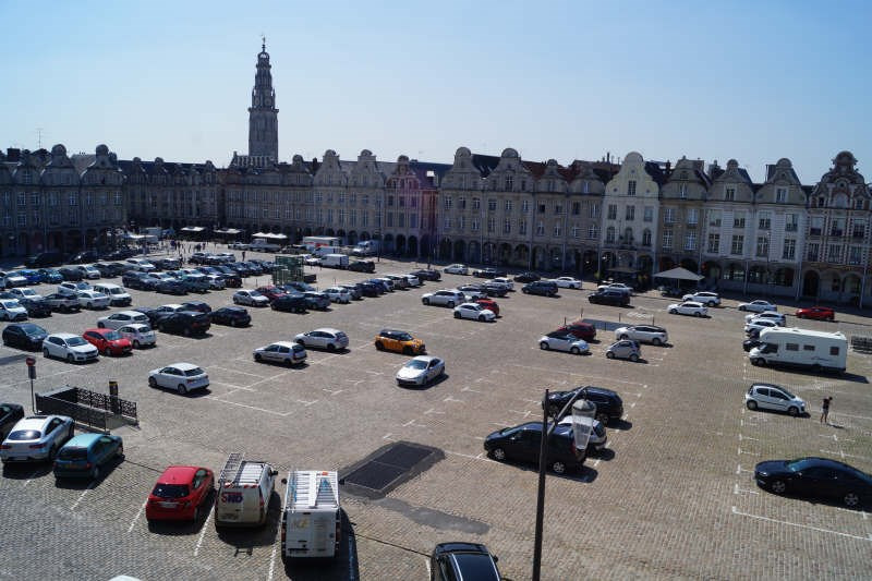 Vermietung wohnung Arras 592€ CC - Fotografie 3