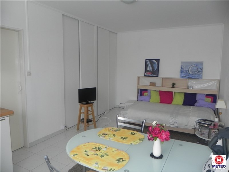 Vente appartement St vincent sur jard 70 900€ - Photo 1