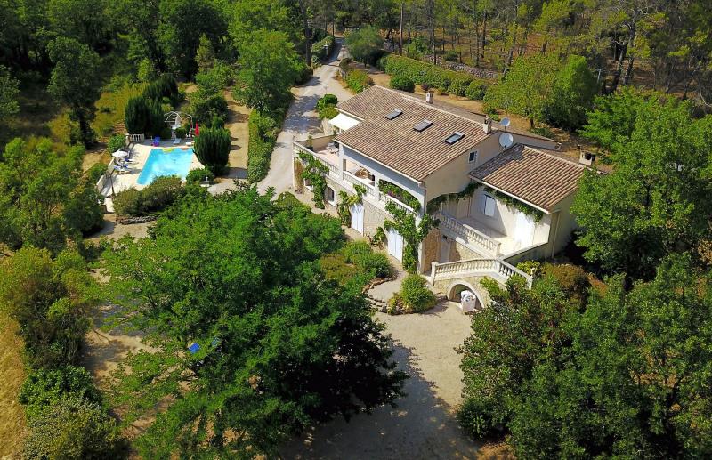 Verkauf von luxusobjekt haus Tourrettes 895000€ - Fotografie 1