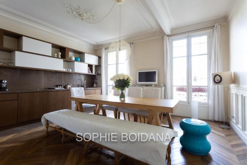 Vente de prestige appartement Paris 17ème 2800000€ - Photo 3