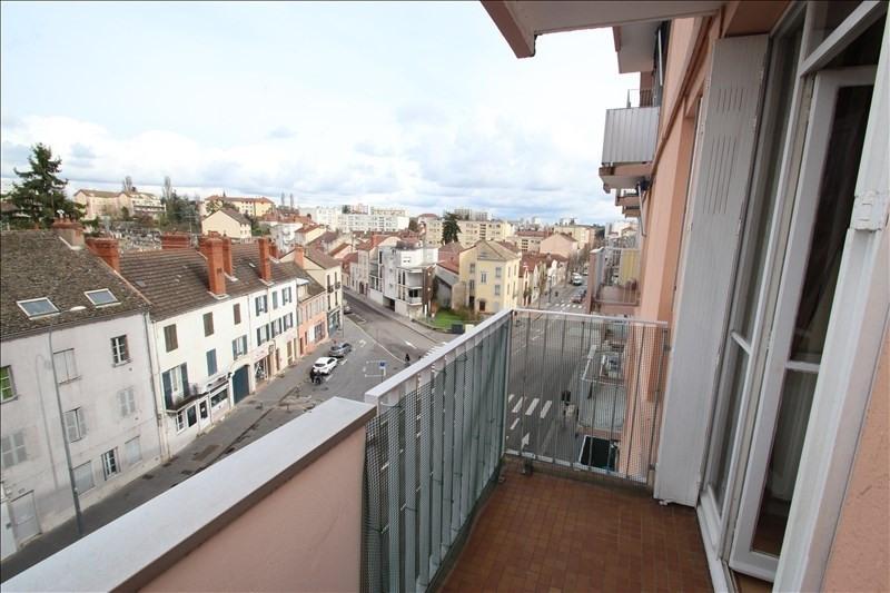 Venta  apartamento Chalon sur saone 59000€ - Fotografía 1