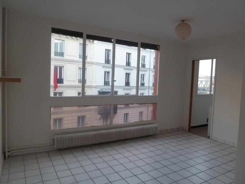 Alquiler  apartamento Paris 18ème 750€ CC - Fotografía 4
