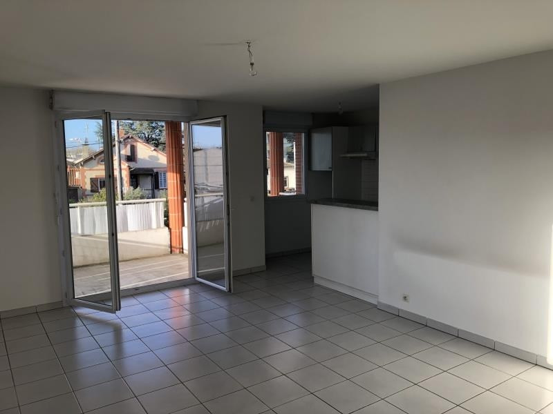 Rental apartment Toulouse 640€ CC - Picture 2