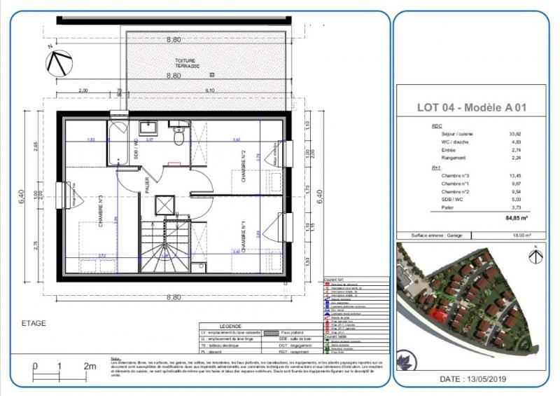 Vente maison / villa L isle d'abeau 259000€ - Photo 3