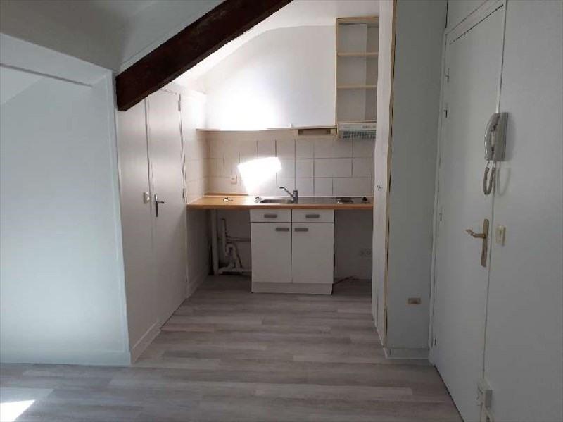 Rental apartment Nogent sur marne 521€ CC - Picture 2