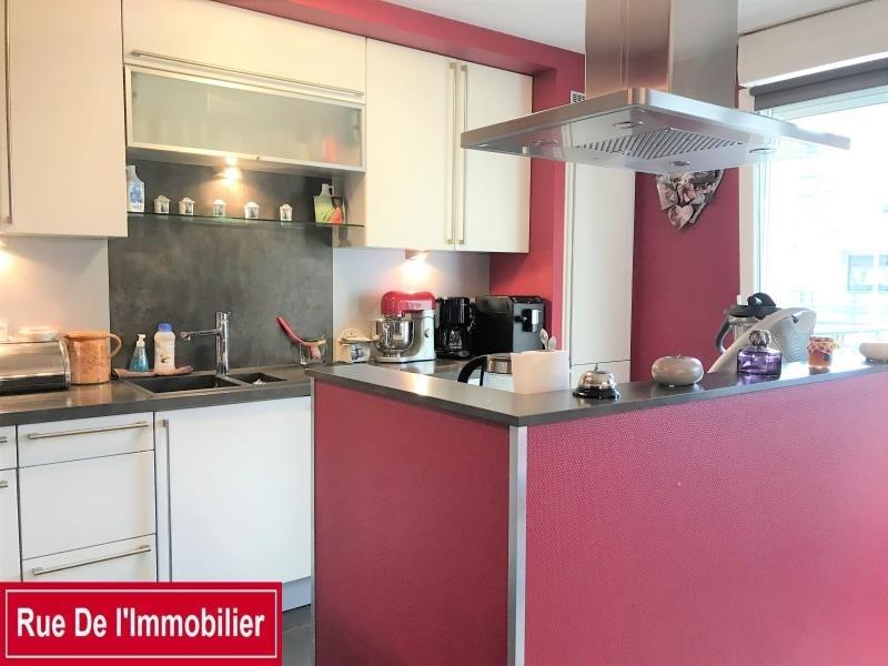 Sale apartment Oberhoffen sur moder 221000€ - Picture 1