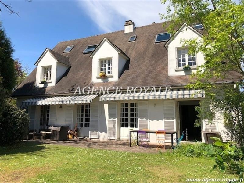 Sale house / villa Chambourcy 955000€ - Picture 15