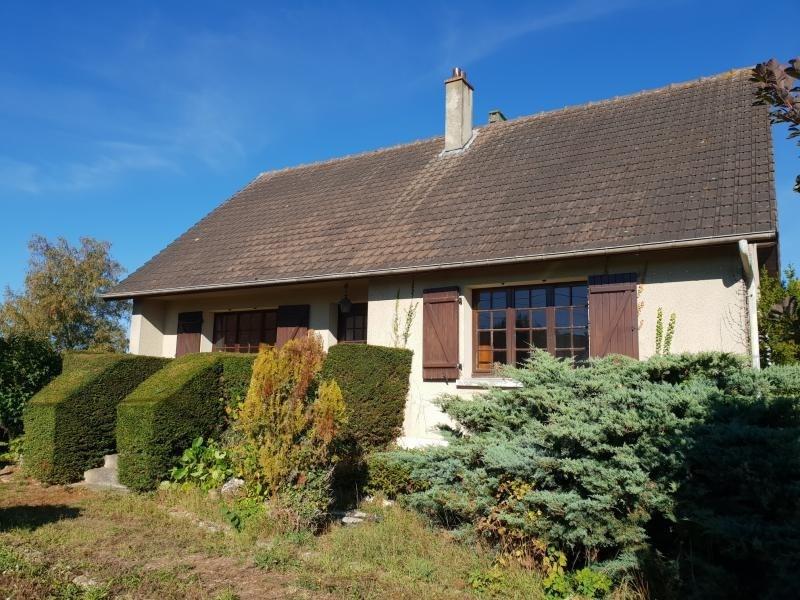 Vente maison / villa Le plessis grohan 222000€ - Photo 1