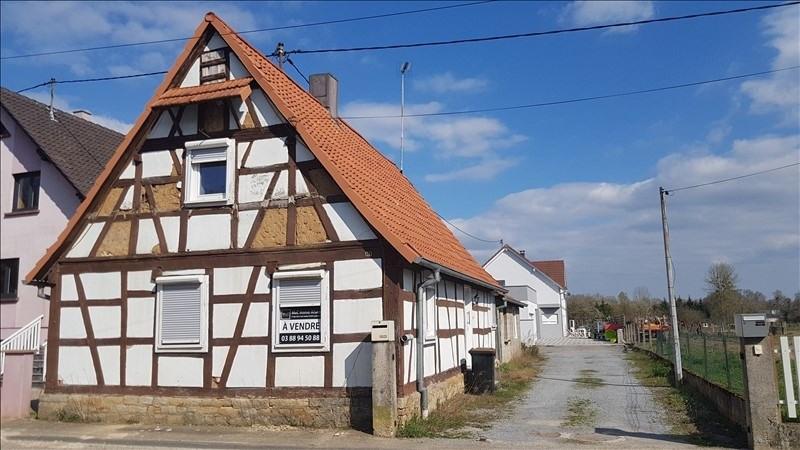 Investment property house / villa Seltz 69000€ - Picture 1