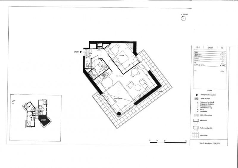 Vente appartement Rennes 206000€ - Photo 6