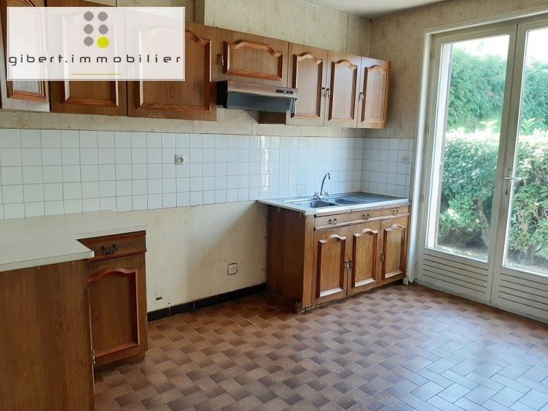 Vente maison / villa Vals pres le puy 154900€ - Photo 2