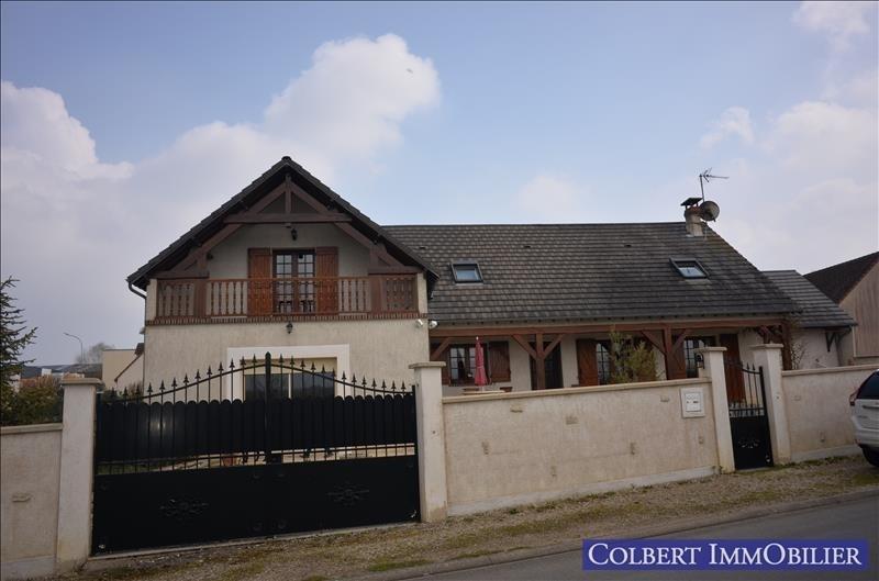Vente maison / villa St georges sur baulche 315000€ - Photo 9