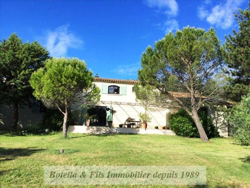 Verkoop van prestige  huis Uzes 525000€ - Foto 14