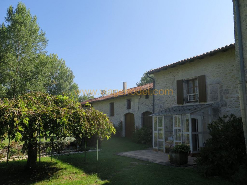 Vitalicio  casa La chapelle-grésignac 122300€ - Fotografía 4