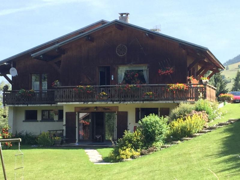 Vente de prestige maison / villa Megeve 1650000€ - Photo 1