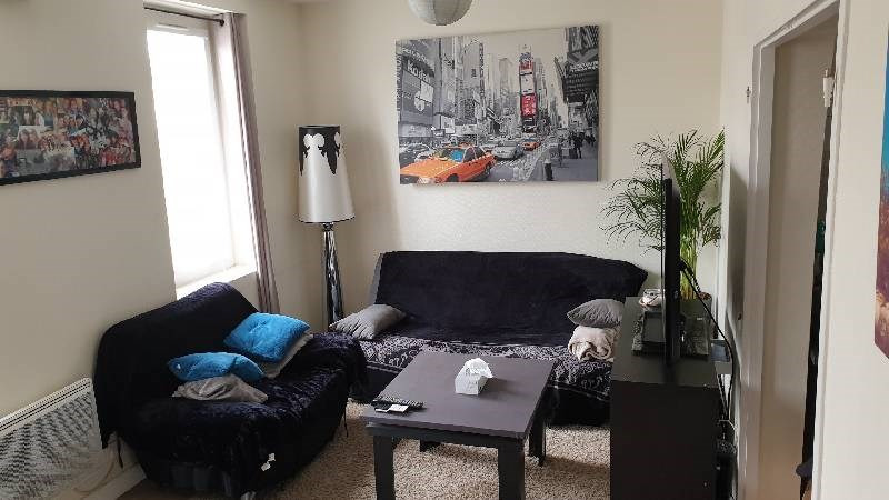 Rental apartment St paul cap de joux 410€ CC - Picture 1