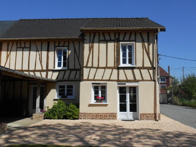 Vendita casa Le crocq 209000€ - Fotografia 1