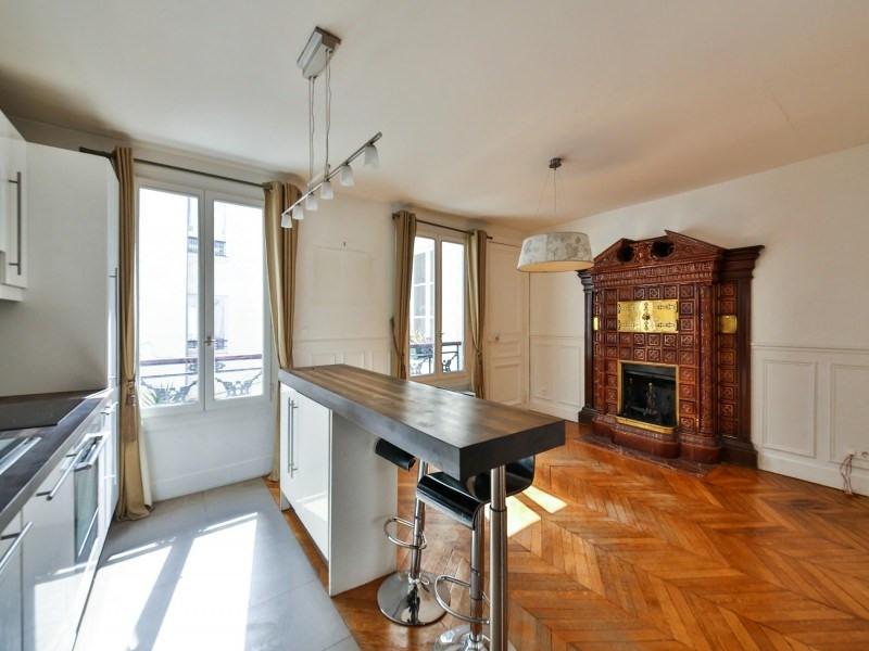 Verkauf von luxusobjekt wohnung Paris 9ème 1080000€ - Fotografie 2