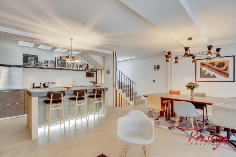 Vente de prestige maison / villa Paris 18ème 2 080 000€ - Photo 2