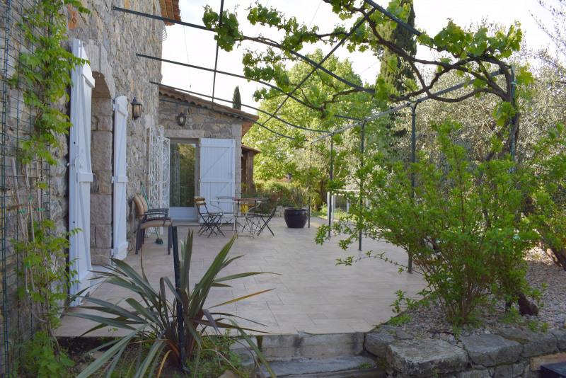 Revenda residencial de prestígio casa Fayence 680000€ - Fotografia 8