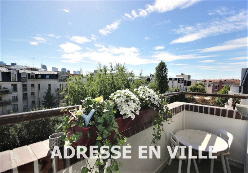 Venta  apartamento La garenne colombes 565000€ - Fotografía 6
