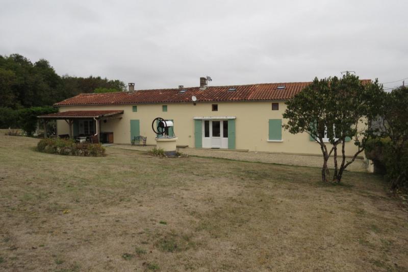 Vente maison / villa St georges des agouts 321000€ - Photo 1