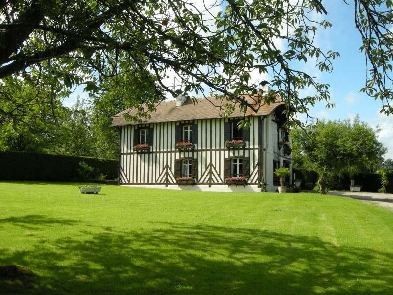 Vente maison / villa Vauville 460000€ - Photo 1