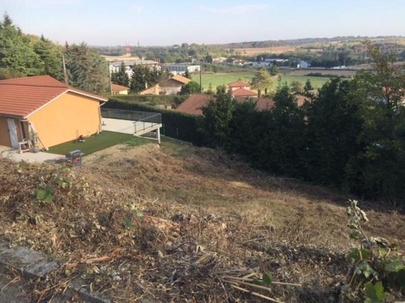 Revenda terreno Grenay 139000€ - Fotografia 3