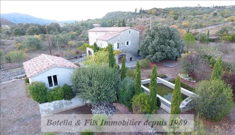Vente de prestige maison / villa Les vans 599000€ - Photo 1