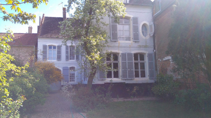 Deluxe sale private mansion Montreuil sur mer 575 000€ - Picture 1
